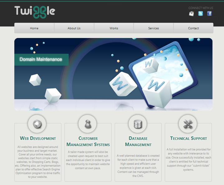 Twiggle Web Design Malta
